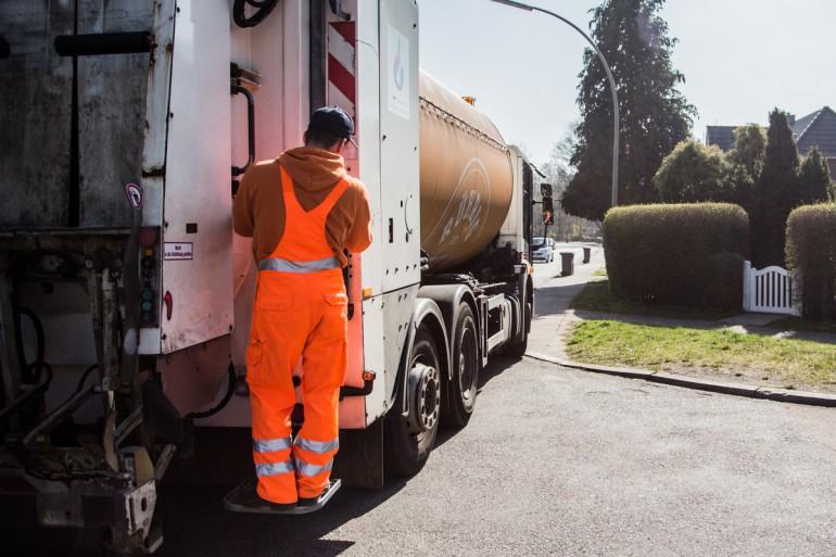 Sauberkeitsoffensive für Hamburg gestartet – Stadtreinigung hat Personal aufgestockt