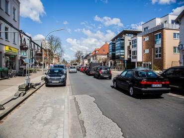 Automobilindustrie verantwortlich für Durchfahrtsbeschränkungen