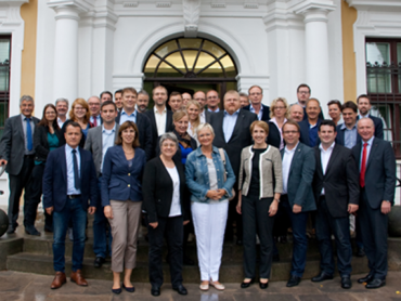 Sprecherkonferenz für Wirtschaft und Energie der SPD-Fraktionen aus Bund und Ländern am 14./15. September 2015 in Magdeburg