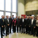 Sprecherkonferenz mit Bundeswirtschaftsminister Siegmar Gabriel und Hubertus Heil | 10.01.2017