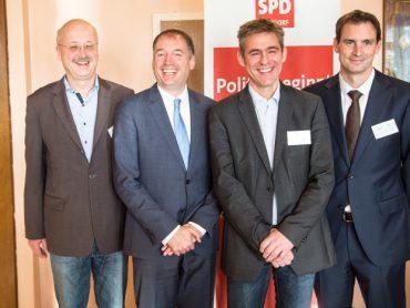 Neujahrsempfang der SPD Niendorf | 15.01.2017