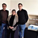 Besuch im Gymnasium Bondenwald
