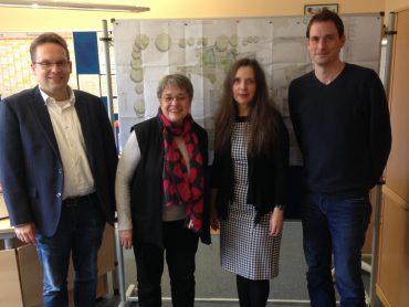 Besuch der Stadtteilschule Niendorf