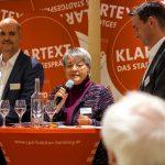 """""""Klartext. Das Stadtgespräch"""" – SPD-Fraktionschef Dirk Kienscherf zu Gast im Wahlkreis"""