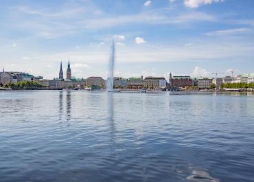 Mehr Trinkwasserspender in Hamburg