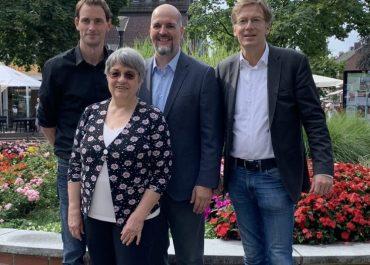 Wahlkreis-Sommertour mit Dirk Kienscherf