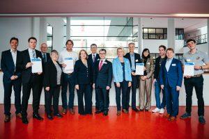 Verleihung des SIGNAL IDUNA Umwelt- und Gesundheitspreises 2019